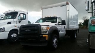 Ford Super Duty F-450 Drw XL Blanco 2013