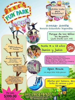 Bienhecho Fun Park Camp