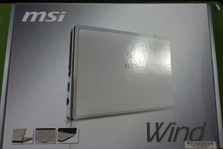 Laptop MSI Wind