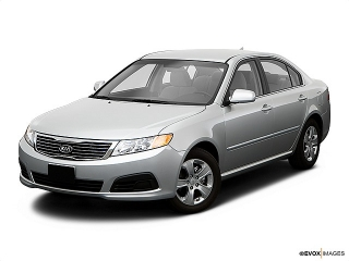 Kia Optima LX Plateado 2010