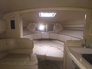 Sea Ray Sundancer 27 '98 / Super equipada!