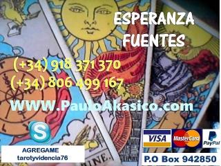 Videncia www.esperanzafuentes.com