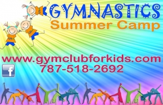Gymnastics Summer Camp 2016
