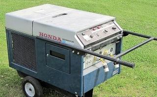 Generador Silencioso Honda EX5500