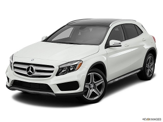 Mercedes-Benz Gla-class Gla250 Gray 2015