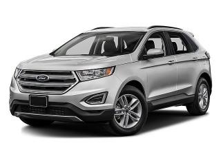 Ford Edge Sel Gray 2016