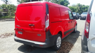 Ford Transit Connect XL Rojo 2016