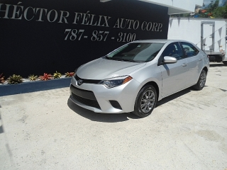 Toyota Corolla 2014 Como Nuevo
