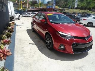 Toyota Corolla S 2014 787-857-3100
