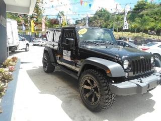 Jeep Wrangler Unlimited Sport 2015 // 787-857-3100
