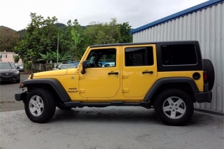 JEEP WRANGLER UNLITED 2015