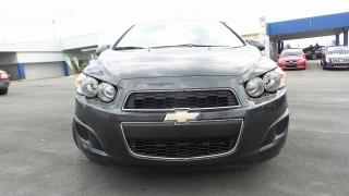 Chevrolet Sonic Ls Azul 2014