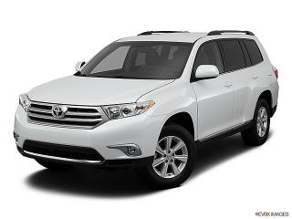 Toyota Highlander Se 2013