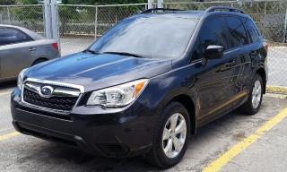 Subaru Forester 2014 premium