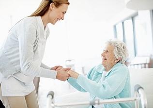 Cuidamos personas mayores y niños