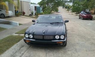 Jaguar XJR-British Racin 1999 Verde