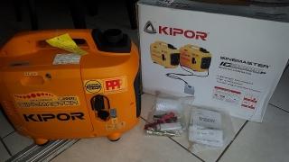 Generador inverter Silencioso, nuevo de caja y tiene garantia