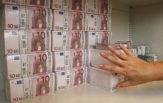 Financiación del dinero