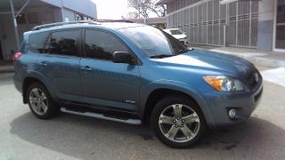 Toyota Rav 4 SPORT 2012 Azul