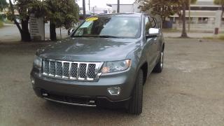 Jeep CHEROKEE OVERLAN 4 X 4 2012 Charcoal