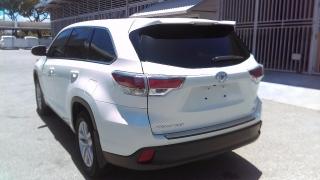 Toyota HIGHLANDER LE  2014 Blanco