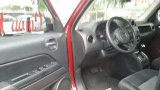 Jeep Patriot Sport Rojo 2015