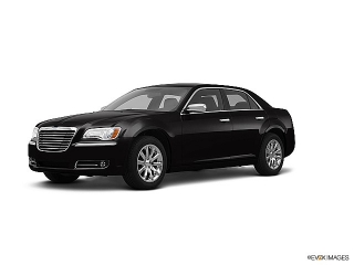 Chrysler 300 Limited Negro 2011
