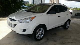 Hyundai Tucson GL Blanco 2013