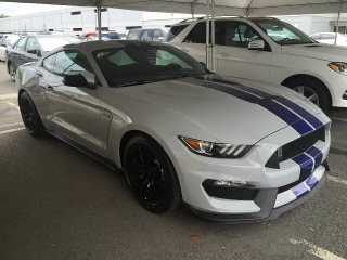 Ford Mustang Shelby GT 350   2016