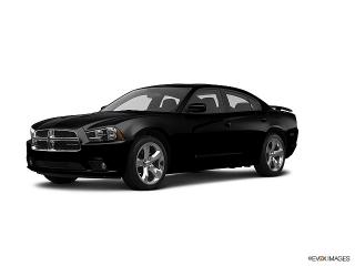 Dodge Charger Black 2014