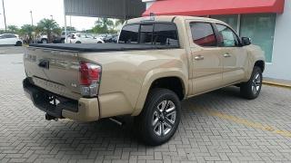 Toyota Tacoma Limited Crema 2016