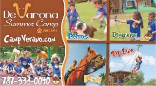 DeVarona Summer Camp