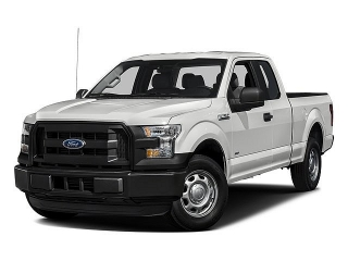 Ford F-150 Xl Azul 2016
