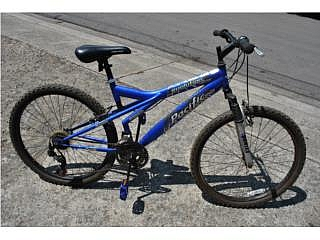 PACIFIC EVOLUTION 26 INCH EN'S MOUNTAIN BIKE