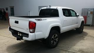 Toyota Tacoma TRD Sport Blanco 2016