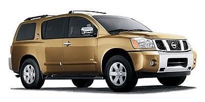 Nissan Armada LE Blanco 2006