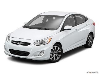 Hyundai Accent GL Blanco 2015