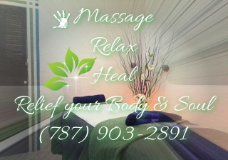 Masaje Profesional,Para relajarse y aliviar dolencias.