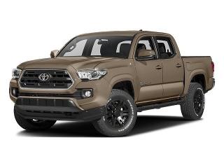 Toyota Tacoma Black 2016