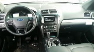 Ford Explorer XLT Plateado 2016