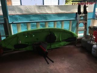 Se vende kayac