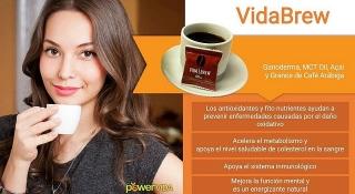 PowerVida Brew