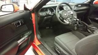 Ford Mustang V6 Anaranjado 2016