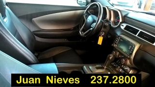 2015 Chevrolet Camaro SS Convertible llama hoy al 237-2800