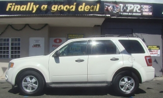 2011 FORD ESCAPE XLS 4D SUV FWD