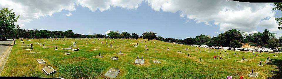 Cementerio se orial memorial park en cupey 2 espacios for Cementerio jardin memorial