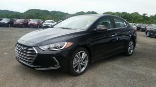 Hyundai Elantra Limited Negro 2017
