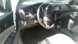 Toyota Tacoma Access Cab 2wd I4 Blanco 2013