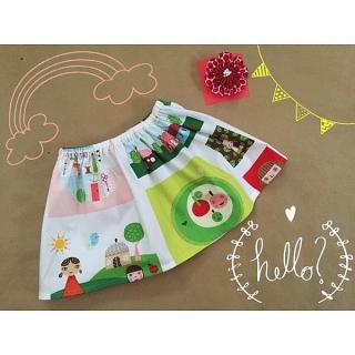 Trajes y faldas para niñas