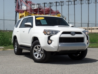 TOYOTA 4-RUNNER TRAIL EDITION 4X4 !WOW! SOLO 6 MIL MILLAS!!